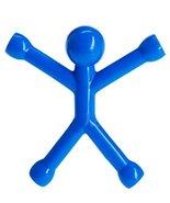 Stylesilove Mini Q Man Bendable Rare Earth Magnet, Many Uses (Blue 2-pack) - $8.60