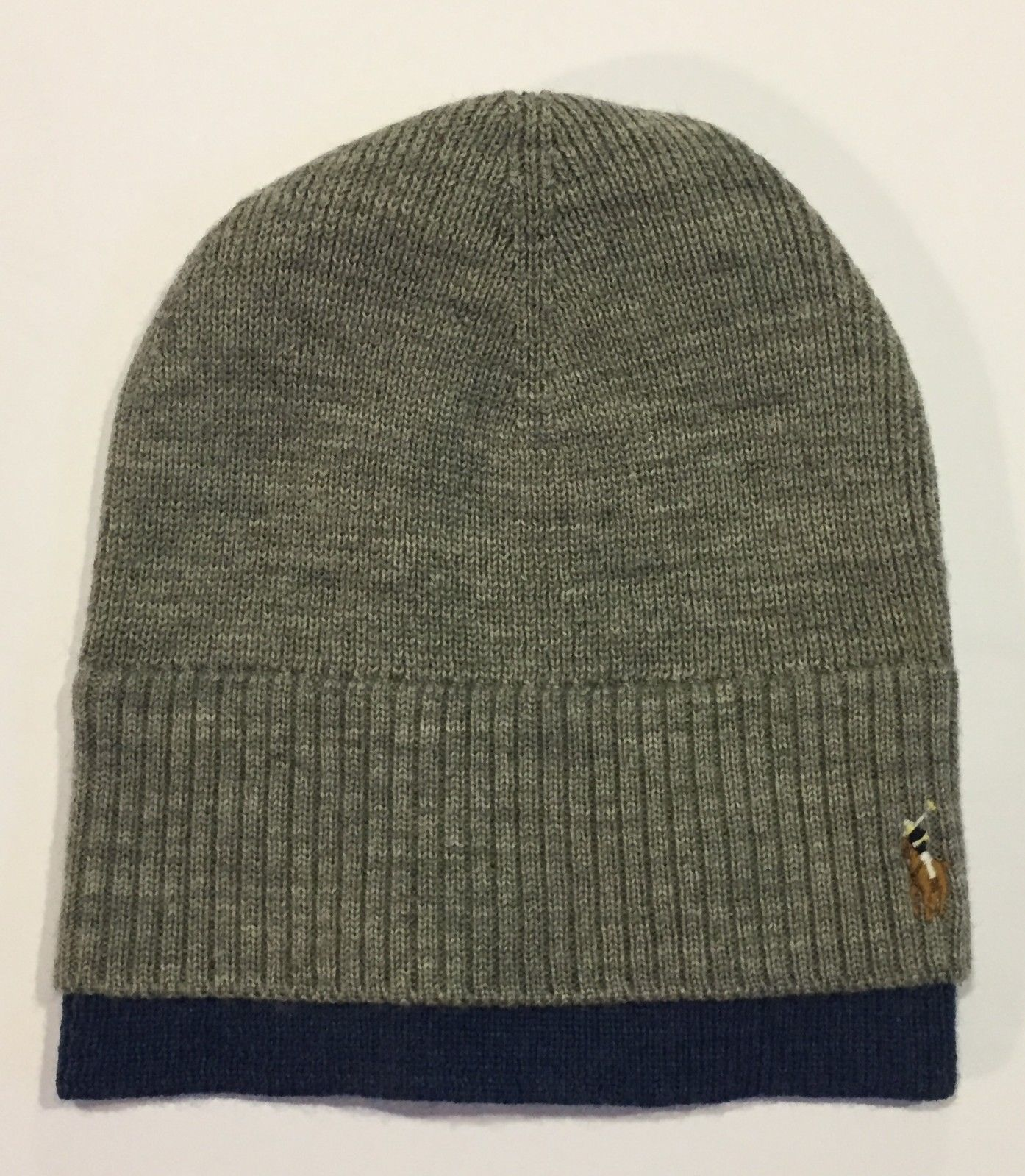 2509b6f5 Polo Ralph Lauren Men's Layered Beanie Skull and 35 similar items. 57