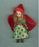 McDonalds Happy Meal Little Red Riding Hood  Christmas Stocking Stuffer  - $5.99