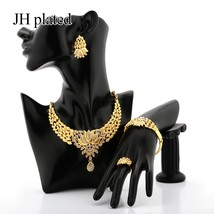 dubai jewelry sets of gold color india nigeria african big jewelry accessories jewelry thumb200