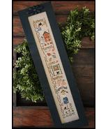 Autumn ABC's cross stitch chart Little House Needleworks - $8.10