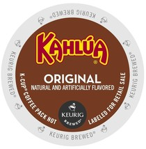Timothy's Kahlua Original Coffee, 24 count Keurig K cups, FREE SHIPPING  - $19.99