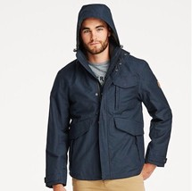 MEN'S RAGGED MOUNTAIN 3-IN-1 WATERPROOF FIELD JACKET STYLE A1RXK433 ALL ... - $169.00