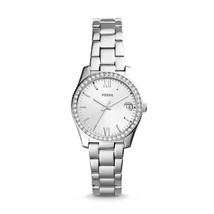 Fossil Women's Adalyn Stainless Steel Dress Quartz Watch - $99.99
