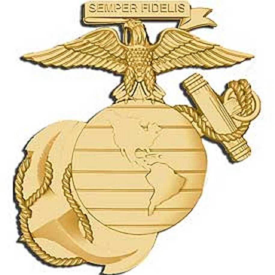 Primary image for United States American USMC Eagle Belt Buckle