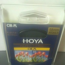 Hoya PL-CIR 58mm Circular Polarizing Filter - $14.84