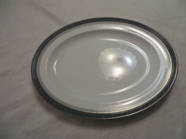 Royal Doulton Sherbrooke China Serving Platter/Dish EUC - $44.54