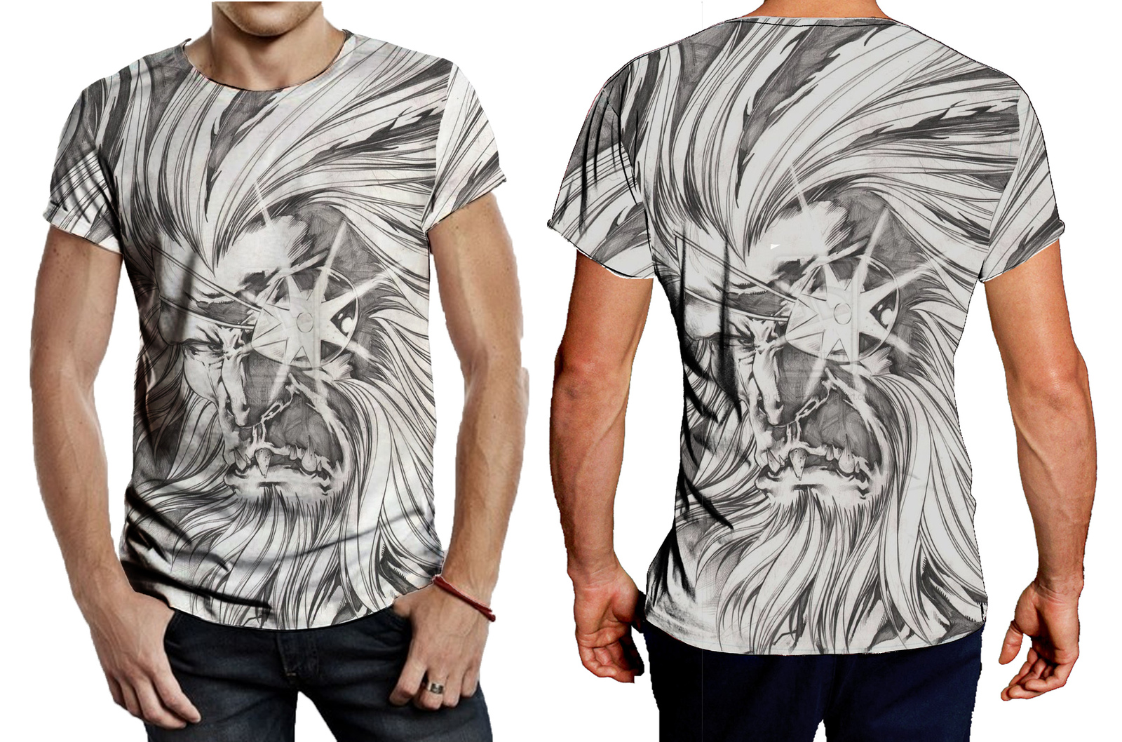Primary image for Silverhawk Villains  Tee Men