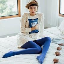 Uni opaque tights shorts nylon elastic/thick tights warm winter - $12.69