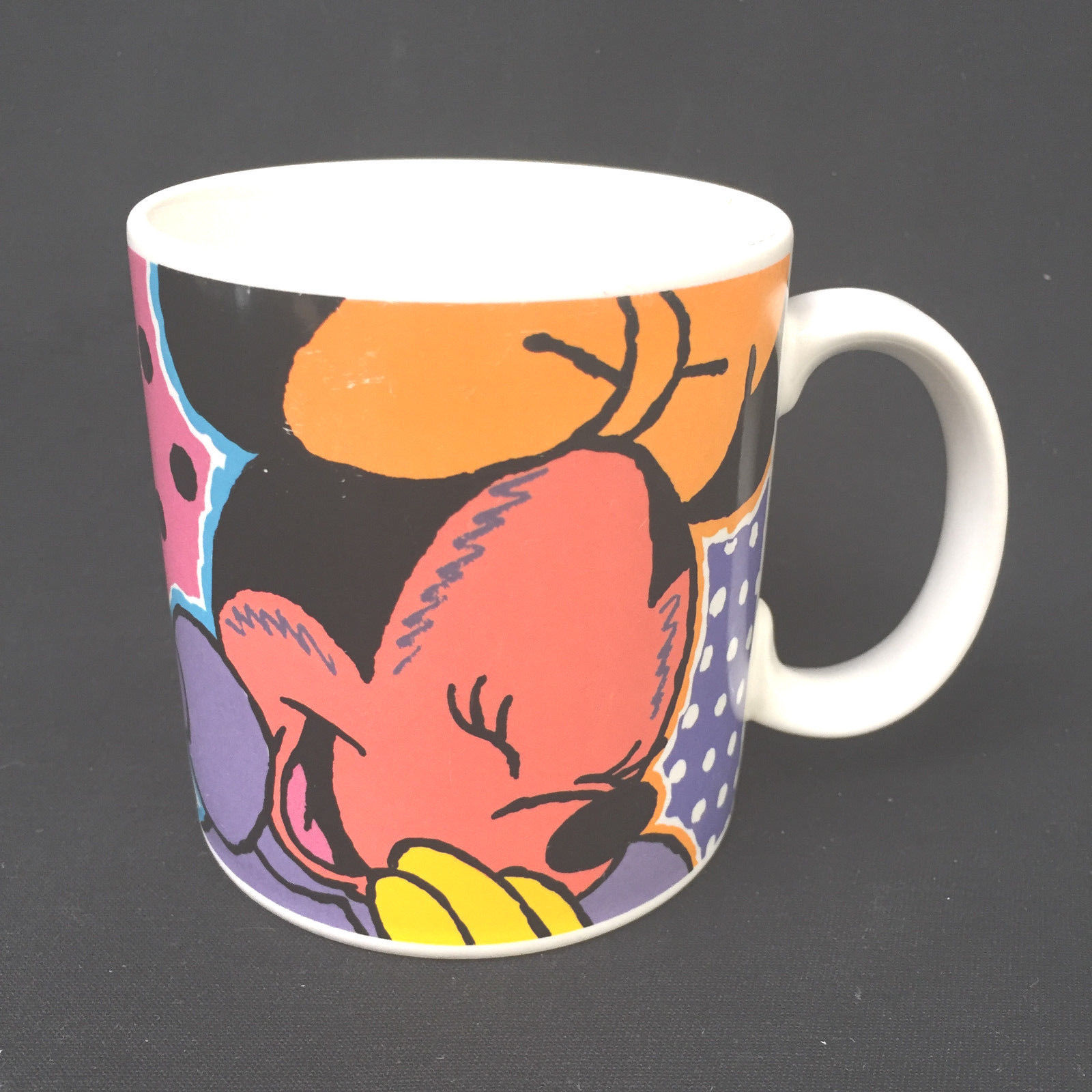 Primary image for Disney Minnie Mouse Applause Coffee Tea Mug Cup Collectible