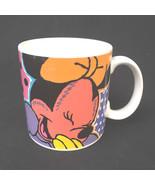 Disney Minnie Mouse Applause Coffee Tea Mug Cup Collectible - $16.82