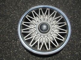 one 1993 to 1995 Chrysler Concorde LHS New Yorker hubcap wheel cover - $27.70