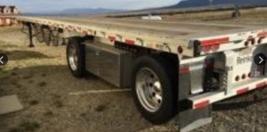 2006 Reinke Aluminum 48/102 Flatbed trailer 81211 image 1