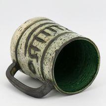 Arol Pottery Halden Norway Saga Pattern Large Coffee Mug c1965 image 3