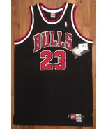 1997-98 Chicago Bulls Michael Jordan Pro Cut Jersey 50 + 4 game issued u... - $1,199.99