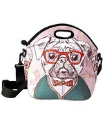 Fashion Cartoon Multifunctional Lunch Tote Bag Waterproof Insulated Lunc... - €23,64 EUR