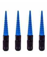 """BLUE TUNER 20PC EXTENDED SPIKES 5"""" 12X1.5 FORGED STEEL LUG NUTS FITS TOY... - $119.95"""