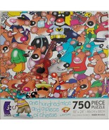 """One Hundred Mice and a Piece of Cheese by Whitlark 750 Piece Puzzle 18"""" ... - $44.99"""