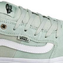 New Vans Unisex STYLE 112 PRO HARBOR GRAY WHITE Skate Shoes Mens13 SK8 SNEAKERS image 3