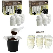 Reusable Coffee Paper Filter For Ekobrew And Keurig K-Cup Single Serve 3... - $18.26
