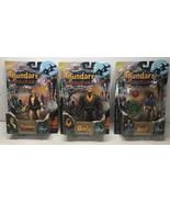 Thundarr The Barbarian, Ookla, Ariel Complete Set Figure - Toynami 2003 FS - $327.02