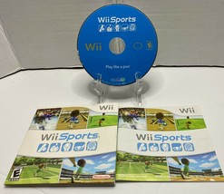 Nintendo Wii Sports (Wii, 2006) TESTED WORKING CIB - $26.39