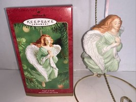 Hallmark Keepsake Ornament Angel Of Faith 2001 - $7.50