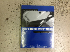2006 Buell XB12X ULYSSES MODEL Service Shop Repair Workshop Manual New - $190.46