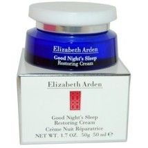 Elizabeth Arden Good Night's Sleep Restoring Cream 1.7 oz Crema Reparadora Noche - $35.99