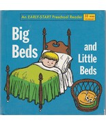 Big Beds and Little Beds 1965 Dorothy Z. Seymour An Early Start Preschoo... - $7.91