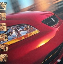 1998 Honda ACCORD COUPE sales brochure catalog US 98 LX EX V6 - $6.00