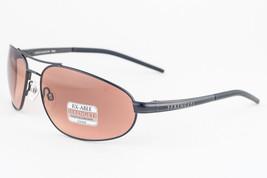 Serengeti Como Shiny Dark Gunmetal / Drivers Gradient Sunglasses 8394 - $166.11