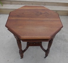 Solid Walnut Center Table / Parlor Table  (BM-T403) - $699.00