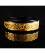 Hidden compartment bracelet  / french compact / French Marlowe Parisienne  - £213.30 GBP