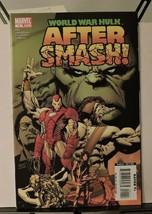 World War Hulk: Aftersmash #1 January 2008 - $6.75