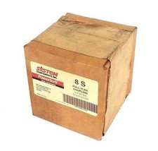 NEW SEALED SYSTEM COMPONENTS 8 S POWERTORK COUPLING 3/4'' BORE