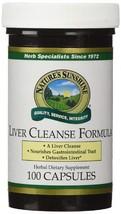 Nature's Sunshine Liver Cleanse Formula (100 capsules) - $50.41