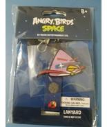 Angry Birds Space Lanyard Lazer Bird - $5.87