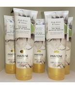 Lot Of 5 Pantene Pro-V Deep Detox & Renew w/Charcoal Pre-Wash 3.38 Fl.Oz... - $28.66