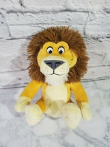 Plush Lion Yellow 10 Inch Kids Christmas Gift Stuffed Animal Toy - $10.68