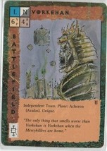 Two Vorkehan  - Blood Wars Collectible Card Game - TSR - Battlefield -  ... - $0.97