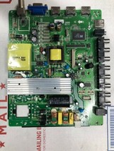 Proscan 3393C1607 3393C160709 Main Board / Power Supply for PLDED5069