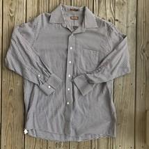 Vintage Michael Kors Mens Button Down Disco Shirt 70s  - €18,92 EUR