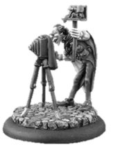 28mm Discworld Miniatures: Otto Chriek