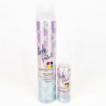 Pureology Style + Protect Hairspray 11 oz and Refresh + Go Dry Shampoo 1.2 oz - $28.02