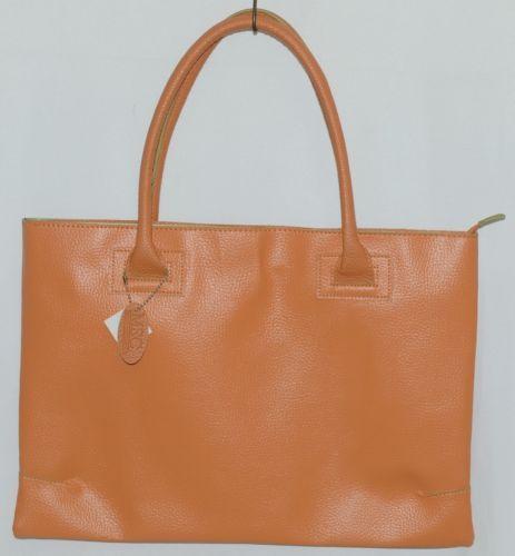 Mainstreet Spring Collection HBCH3903 Charleston Handbag Color Tangerine