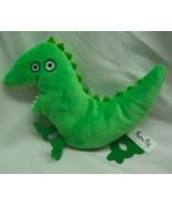"Jazwares Peppa Pig George's MR. DINOSAUR 7"" Plush STUFFED ANIMAL Toy - $19.80"