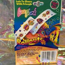 Vintage Lisa Frank Rollouts 90s Kissing Fish YAY HTF Throwback image 4
