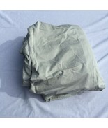 """Sage Green King Size Duvet Cover Hotel Collection Egyptian Cotton 104"""" x... - $58.04"""