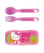HELLO KITTY-FLATWARE TO GO PACK - $11.95